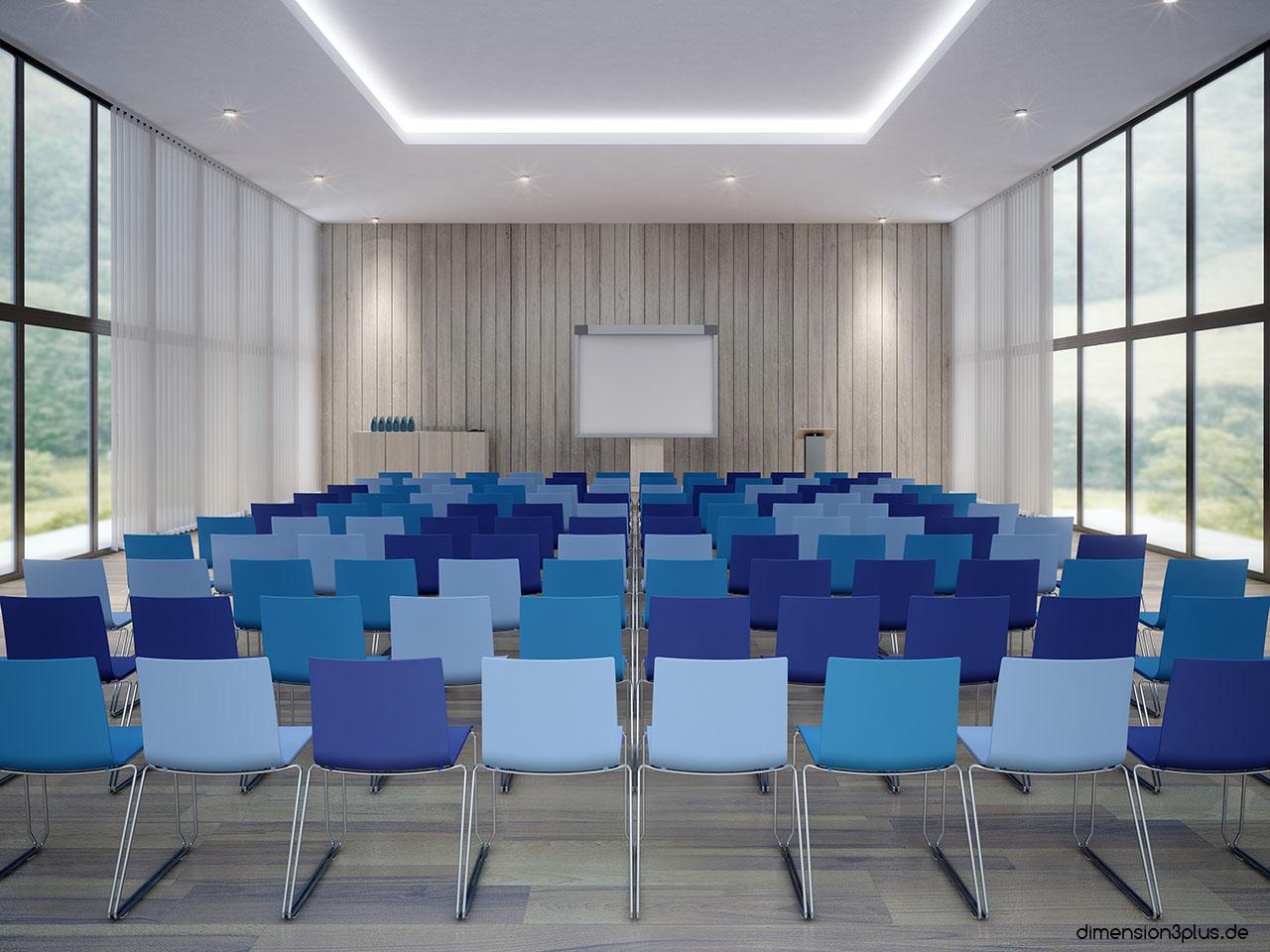Rendering_Thonet_Konferenzraum